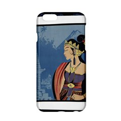 Java Indonesia Girl Headpiece Apple Iphone 6/6s Hardshell Case