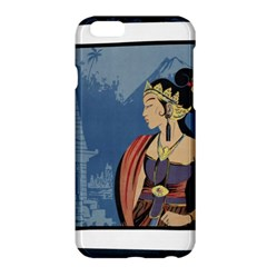 Java Indonesia Girl Headpiece Apple Iphone 6 Plus/6s Plus Hardshell Case