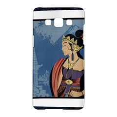 Java Indonesia Girl Headpiece Samsung Galaxy A5 Hardshell Case