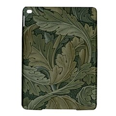 Vintage Background Green Leaves Ipad Air 2 Hardshell Cases