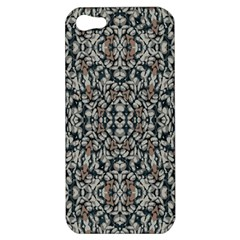 Ornate Pattern Mosaic Apple Iphone 5 Hardshell Case by dflcprints