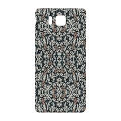 Ornate Pattern Mosaic Samsung Galaxy Alpha Hardshell Back Case by dflcprints