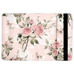 Pink Shabby Chic Floral Ipad Air 2 Flip by 8fugoso