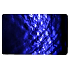 Blue Ripple Apple Ipad Pro 9 7   Flip Case by vwdigitalpainting