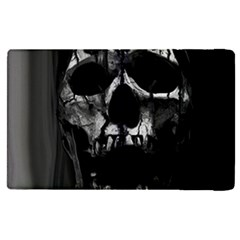 Black And Grey Nightmare Apple Ipad Pro 9 7   Flip Case by vwdigitalpainting