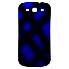 Abstract Plaid Samsung Galaxy S3 S Iii Classic Hardshell Back Case by vwdigitalpainting