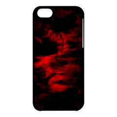 Anxiety Apple Iphone 5c Hardshell Case by vwdigitalpainting