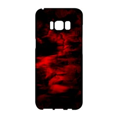 Anxiety Samsung Galaxy S8 Hardshell Case  by vwdigitalpainting