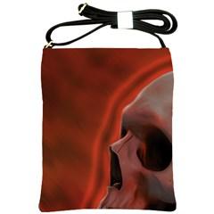 Power Shoulder Sling Bags by vwdigitalpainting