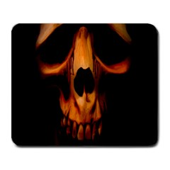 Bloody Tears Large Mousepads by vwdigitalpainting