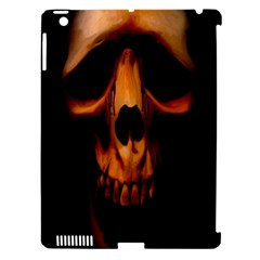 Bloody Tears Apple Ipad 3/4 Hardshell Case (compatible With Smart Cover) by vwdigitalpainting