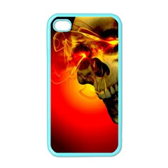 Flare Apple Iphone 4 Case (color) by vwdigitalpainting