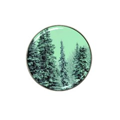 Winter Trees Hat Clip Ball Marker (10 Pack) by vintage2030