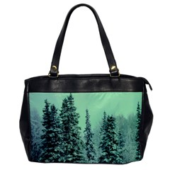 Winter Trees Office Handbags by vintage2030