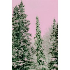 Winter Trees Pink 5 5  X 8 5  Notebooks by vintage2030