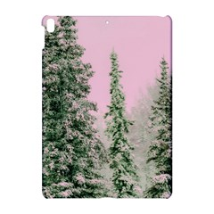 Winter Trees Pink Apple Ipad Pro 10 5   Hardshell Case by vintage2030