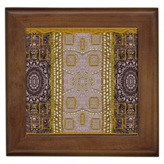 Gothic In Modern Stars And Pearls Framed Tiles by pepitasart