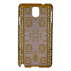 Gothic In Modern Stars And Pearls Samsung Galaxy Note 3 N9005 Hardshell Case by pepitasart