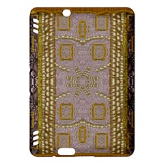 Gothic In Modern Stars And Pearls Kindle Fire Hdx Hardshell Case by pepitasart