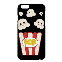 Cute Kawaii Popcorn Apple Iphone 6 Plus/6s Plus Hardshell Case by Valentinaart