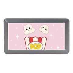Cute Kawaii Popcorn Memory Card Reader (mini) by Valentinaart