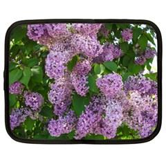 Lilacs 2 Netbook Case (xxl)  by dawnsiegler