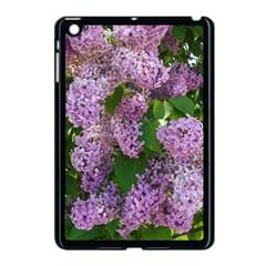 Lilacs 2 Apple Ipad Mini Case (black) by dawnsiegler