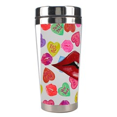 Aahhhh Candy Stainless Steel Travel Tumblers by dawnsiegler
