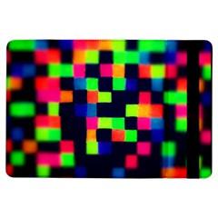 Squares Ipad Air Flip by dawnsiegler