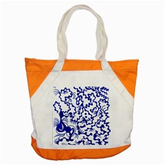 Dna Lines Accent Tote Bag