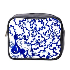 Dna Lines Mini Toiletries Bag 2 Side