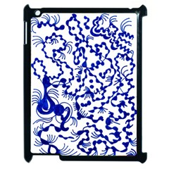 Dna Lines Apple Ipad 2 Case (black) by MRTACPANS