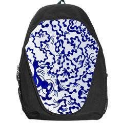 Dna Lines Backpack Bag