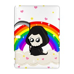 Cute Grim Reaper Galaxy Note 1 by Valentinaart
