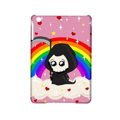 Cute Grim Reaper Ipad Mini 2 Hardshell Cases by Valentinaart