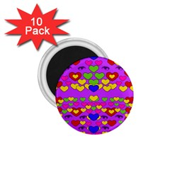 I Love This Lovely Hearty One 1 75  Magnets (10 Pack)  by pepitasart