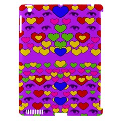 I Love This Lovely Hearty One Apple Ipad 3/4 Hardshell Case (compatible With Smart Cover) by pepitasart