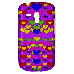 I Love This Lovely Hearty One Galaxy S3 Mini by pepitasart