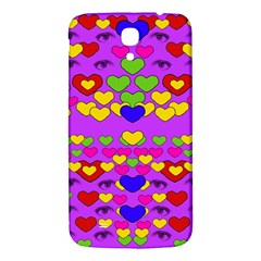 I Love This Lovely Hearty One Samsung Galaxy Mega I9200 Hardshell Back Case by pepitasart