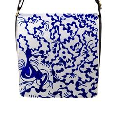 Direct Travel Flap Messenger Bag (l)