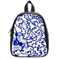 Dna Square  Stairway School Bag (small)