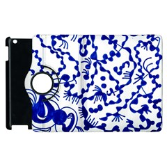 Dna Square  Stairway Apple Ipad 2 Flip 360 Case