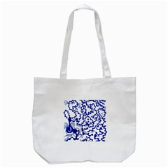 Dna Square  Stairway Tote Bag (white)