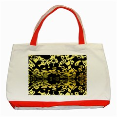 Dna Diluted Classic Tote Bag (red)