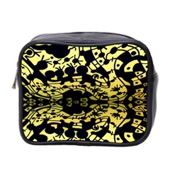 Dna Diluted Mini Toiletries Bag 2 Side