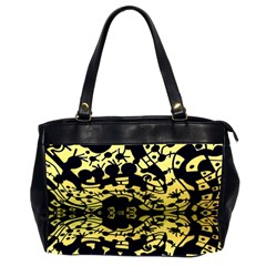 Dna Diluted Office Handbags (2 Sides)
