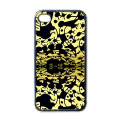 Dna Diluted Apple Iphone 4 Case (black)
