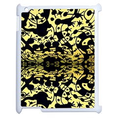 Dna Diluted Apple Ipad 2 Case (white)
