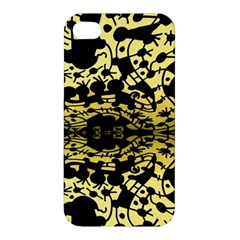 Dna Diluted Apple Iphone 4/4s Hardshell Case