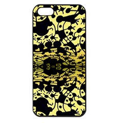 Dna Diluted Apple Iphone 5 Seamless Case (black)